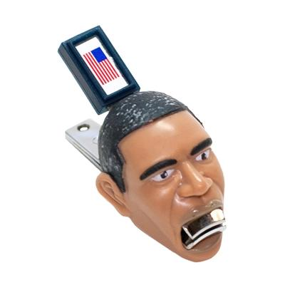 Click to get Obama Nail Clippers