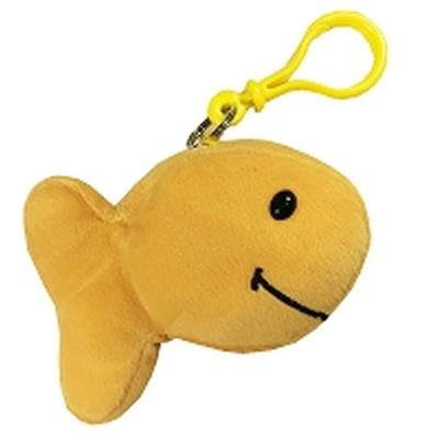 Click to get Gold Fish Plush Keychain