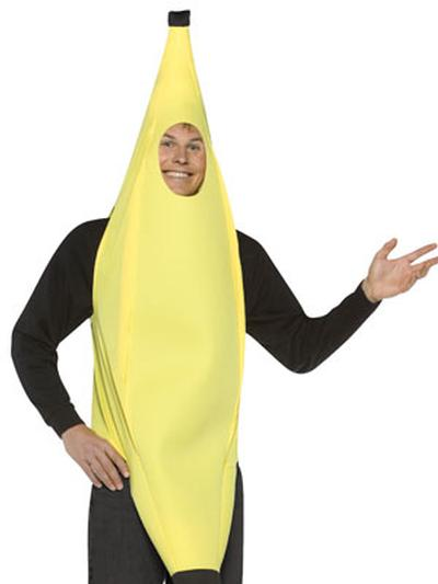 Click to get Banana Costume Size Adult