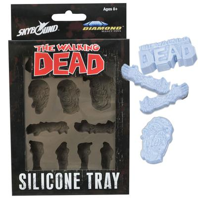 Click to get The Walking Dead Silicone Ice Tray