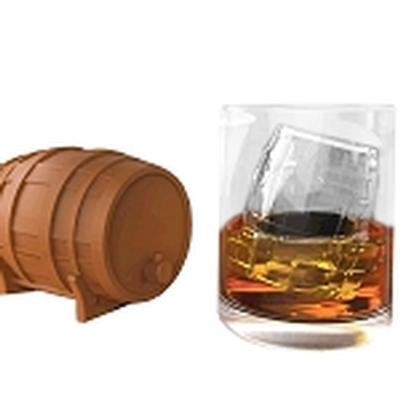 Click to get Whiskey Barrel Ice Mold