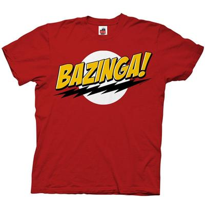 Click to get Big Bang Theory Bazinga TShirt