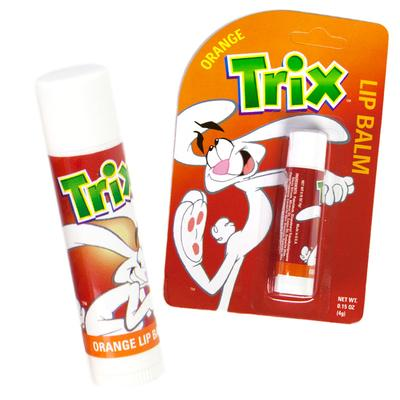 Click to get Cereal Flavored Lip Balm TRIX