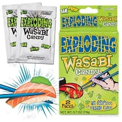 Click to get Exploding Wasabi Candy
