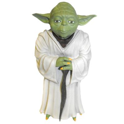 Click to get Star Wars 9 Vinyl Yoda Bank