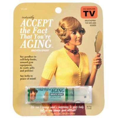 Click to get Accept the Fact that Youre Aging Spray