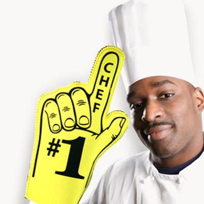 Click to get Number One Oven Mit
