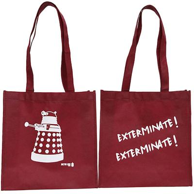Click to get Doctor Who Exterminate Tote Bag