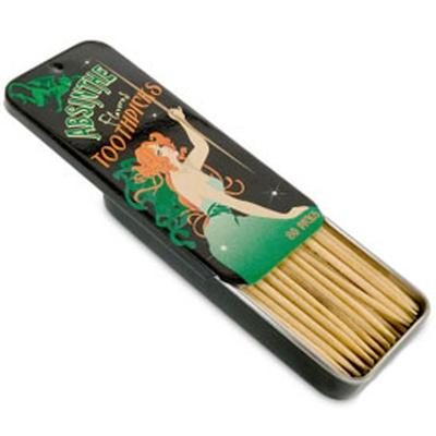 Click to get Absinthe Toothpicks
