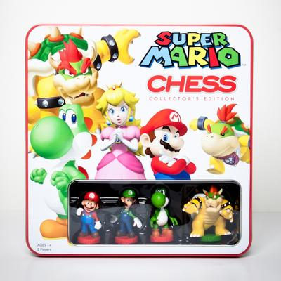 Click to get Chess Game Super Mario Brothers