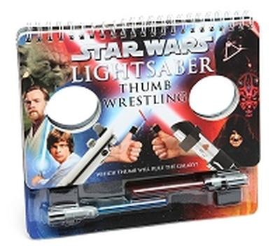 Click to get Lightsaber Thumb Wrestling Book
