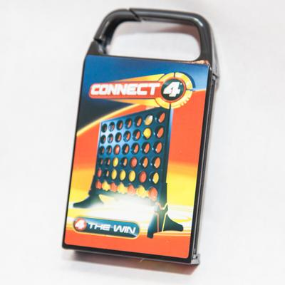 Click to get Connect 4 Keychain