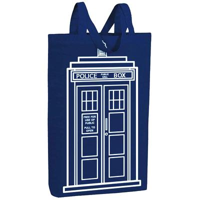 Click to get Doctor Who Tall Tardis Tote Bag