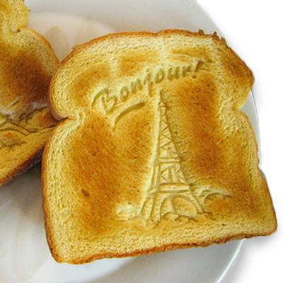 Click to get French Toast Toast Stamper