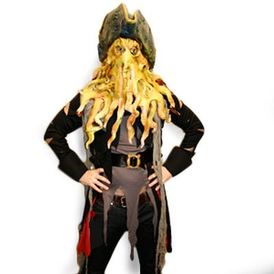 Click to get Davey Jones Pirate Costume