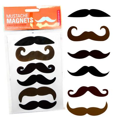 Click to get Vinyl Mustache Magnets
