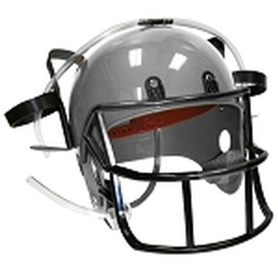 Click to get Football Drinking Helmet Silver