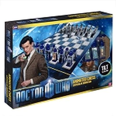 Click to get Doctor Who Animated Chess Game