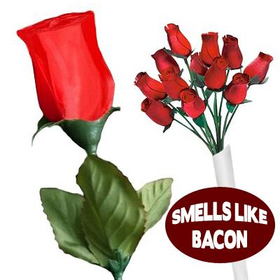 Click to get Bacon Scented Rose