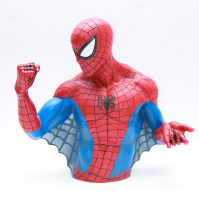 Click to get Spiderman Bust Bank