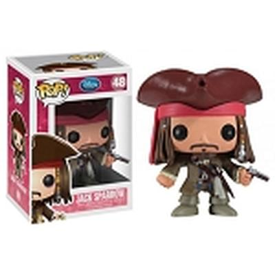 Click to get Pop Vinyl Figure Captain Jack Sparrow