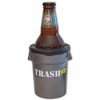 Click to get Trashed Can Koozie