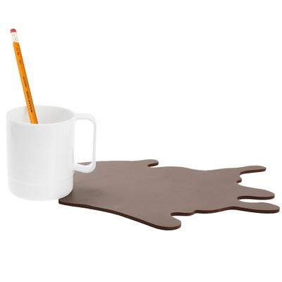 Click to get Spilled Coffee Mug Mousepad  Pen Holder