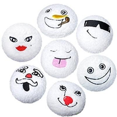 Click to get Shouting Snowballs  Hilarious Set of 3