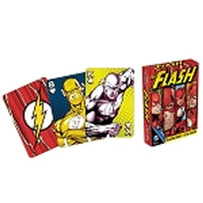 Click to get DC  Flash Playing Cards