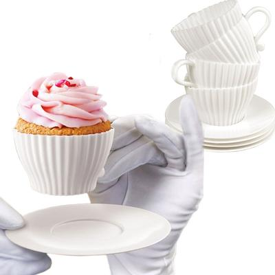 Click to get Teacup Cakes Cupcake Holders