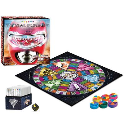 Click to get Power Rangers Trivial Pursuit