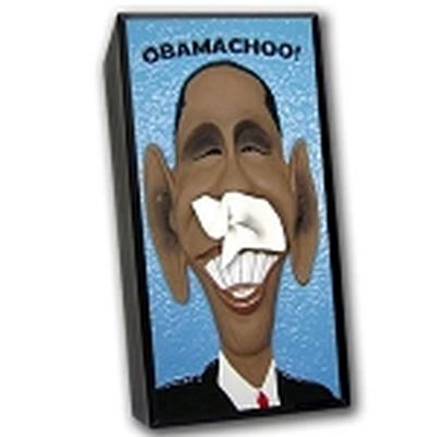 Click to get Obama Tissue Dispenser