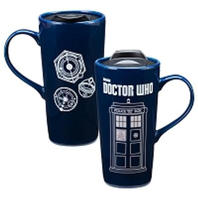 Click to get Doctor Who Heat Reactive Travel Mug