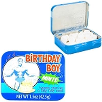 Click to get Birthday Boy Mints