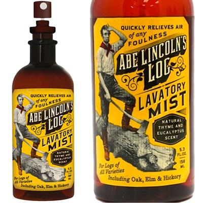Click to get Abe Lincolns Log Lavatory Mist Air Freshener
