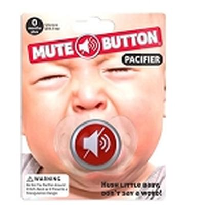 Click to get Mute Pacifier
