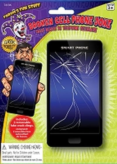 Click to get Broken Cell Phone Joke 2pk