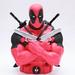 Deadpool Bust Bank