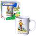 The Foot Wedge Golf Mug